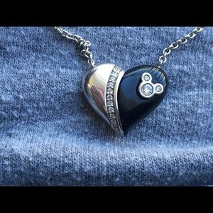 Disney magnetic necklace